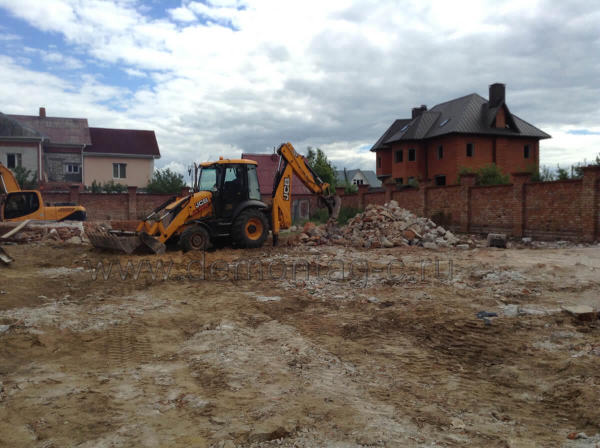 Расценки на демонтажные работы в москве