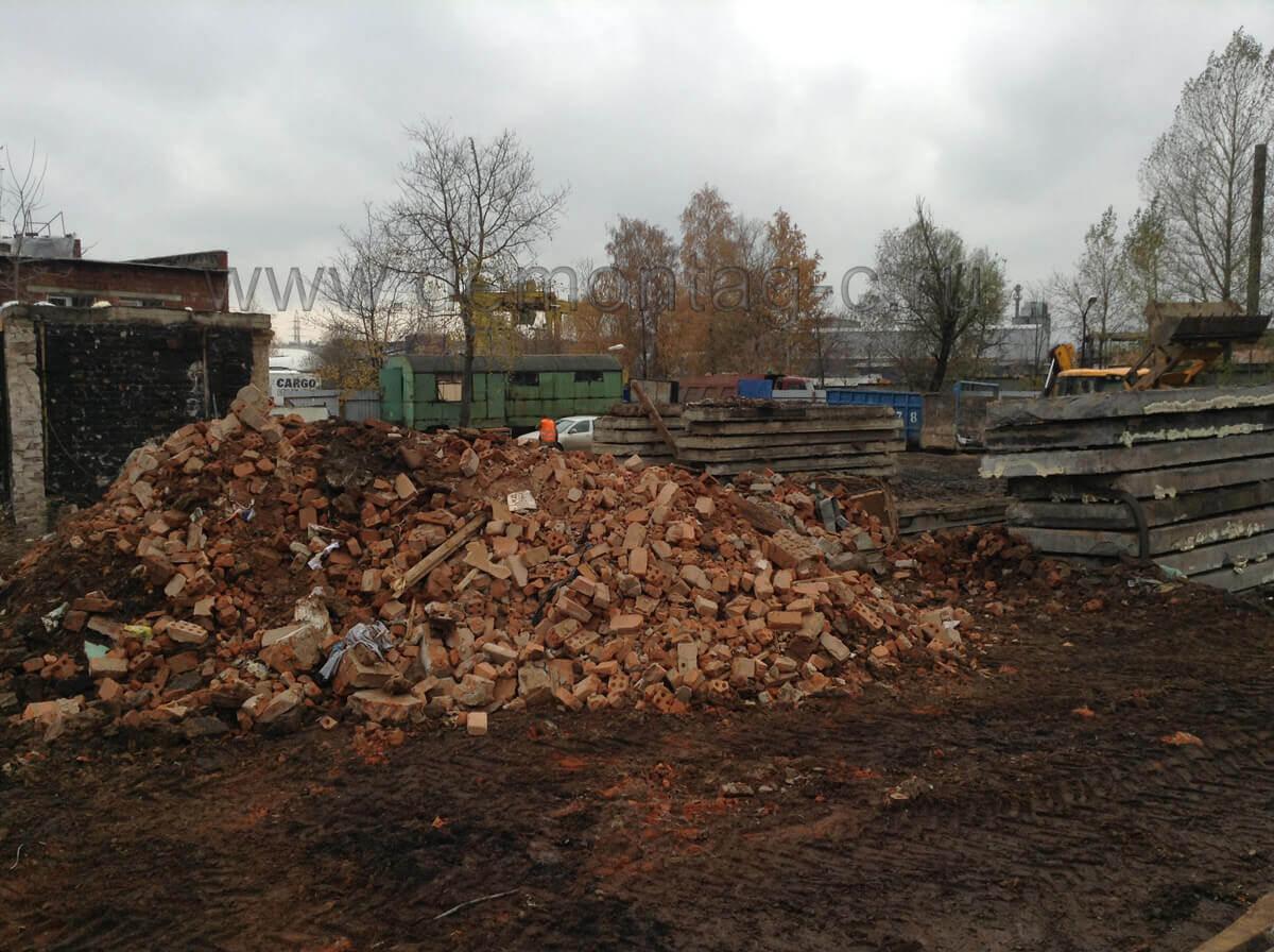 бланк договора на демонтаж здания из метало конструкций